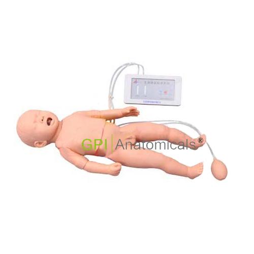 GPI/1014婴儿心肺复苏模拟人(带电子监测)