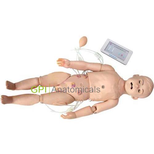 GPI/2106幼儿护理及CPR操作模拟人