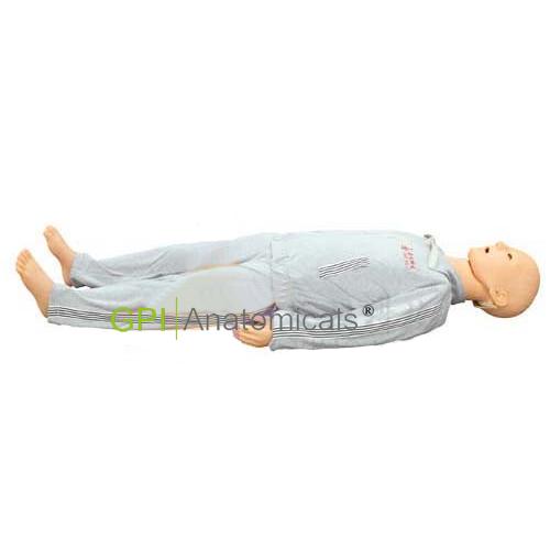 GPI/2103高级儿童心肺复苏模拟人-遥控版