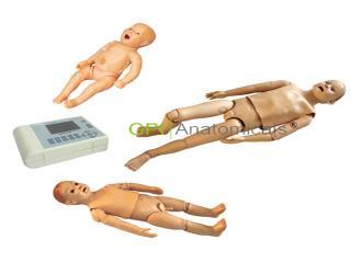 GPI/Z970+高级儿科听诊模拟人