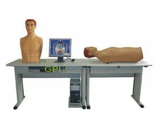 GPI/GF心肺检查和腹部检查教学系统(学生机)