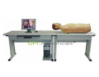GPI/F智能化腹部检查教学系统(教师主控机)