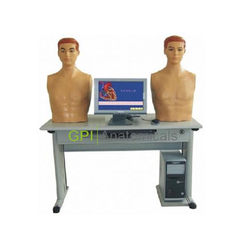 GPI/G智能化心肺检查教学系统(学生机)