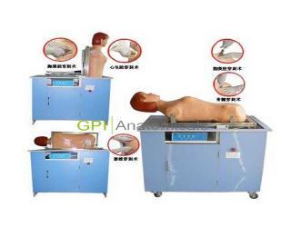 GPI/G-II全自动多种穿刺叩诊电脑模型