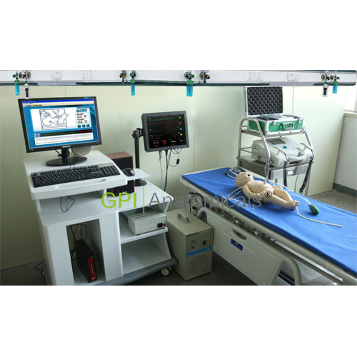 GPI/FACLS1500高智能数字化新生儿综合急救技能训练系统(ACLS高级生命支持、计算机控制)(学生机)