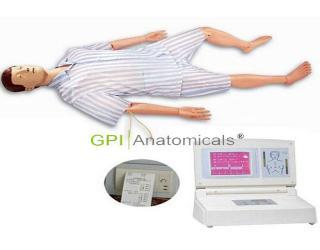 GPI/BLS800多功能急救护理训练模拟(心肺复苏、基础护理二合一)