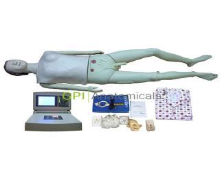 GPI/BLS680S高级多功能护理急救训练模拟人(心肺复苏、导尿功能)