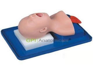 GPI/J15高级新生儿气管插管训练模型