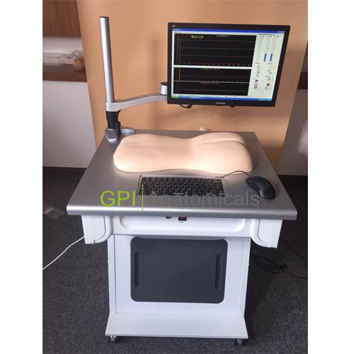 GPI/F6D高智能推拿手法仿真测试系统