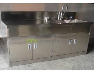 GPI/KDF-CRK197不锈钢婴儿淋浴池