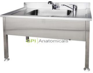 GPI/KDF-CRK71不锈钢洗涤池