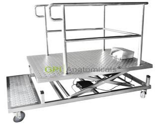 GPI/ KDF-CRK72不锈钢移动升降摄影台