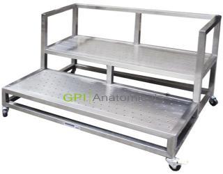 GPI/KDF-CRK73不锈钢移动摄影台