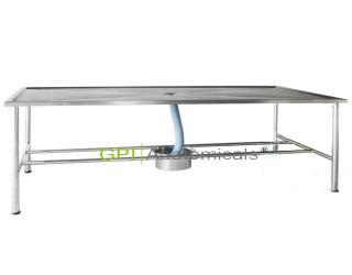 GPI/KDF-CRK79不锈钢解剖台