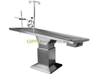 GPI/KDF-RK89-1高级不锈钢多功能温控动物解剖台(固定式)