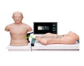GPI/GGFF心肺检查、腹部检查虚拟仿真训练系统(学生机)