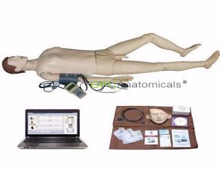 GPI/ALS980高级电脑全功能急救训练模拟人(心肺复苏CPR与血压测量、基础护理)