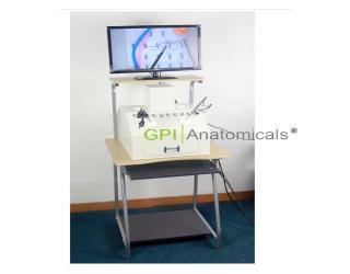 KDF/FJ5新型腹腔镜模拟训练器
