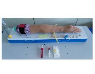 GPI/JMSB-5内置血液循环系统全功能高仿真静脉输液手臂