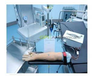 GPI/DjMSB---1高级电动脉搏式手臂动脉及静脉穿刺技术训练模型