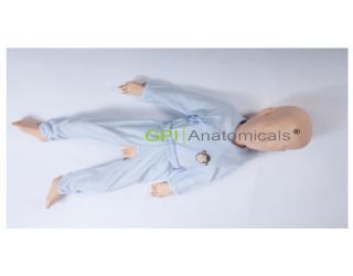 GPI/HT108婴儿营养不良护理模型