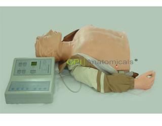 GPI/CPR4011半身心肺复苏电子标准化病人