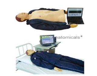 GPI/CPR4501K网络版智能化心肺复苏模拟教学系统(全身半身任选)