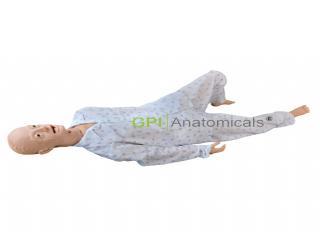 GPI/2020老年护理与CPR模拟人(男性)