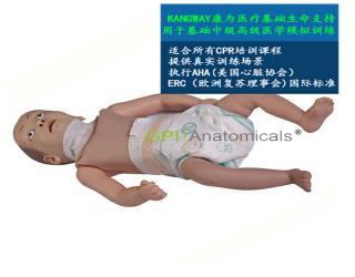 GPI/H24高级儿童气管切开护理模型