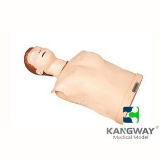 半身心肺复苏训练模拟人(简易型)
